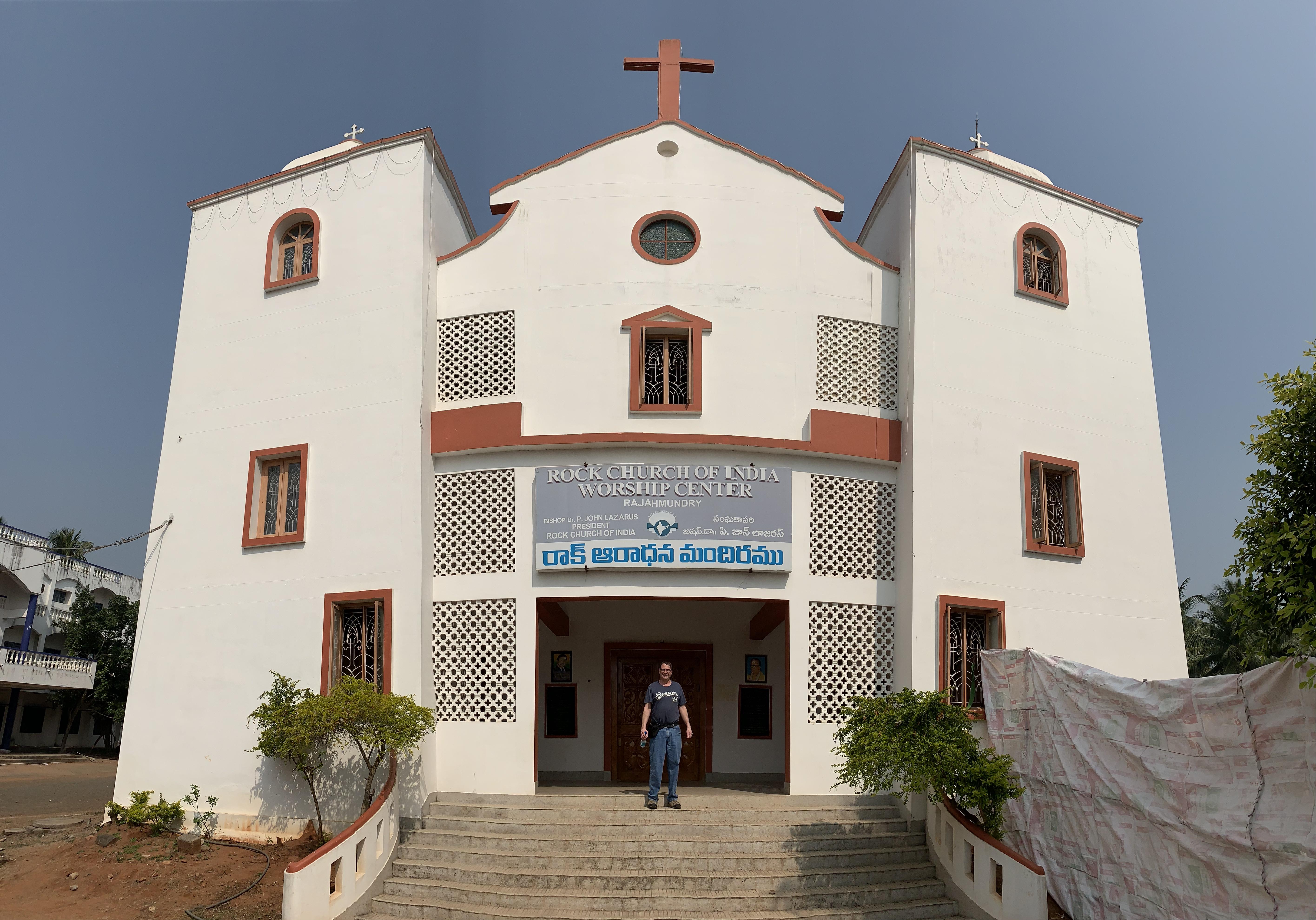 Rock Church of India